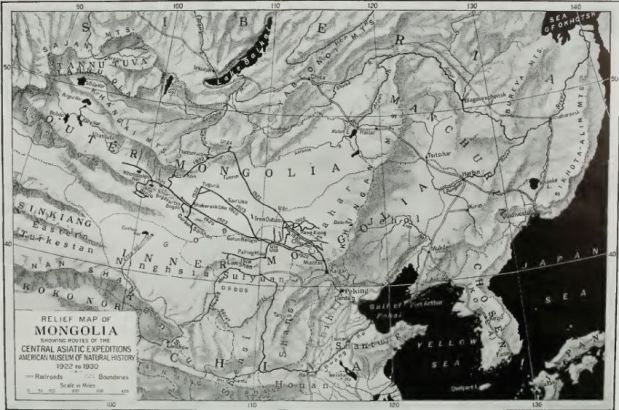 ANDREWS_1932_Conquest_Asia_Map